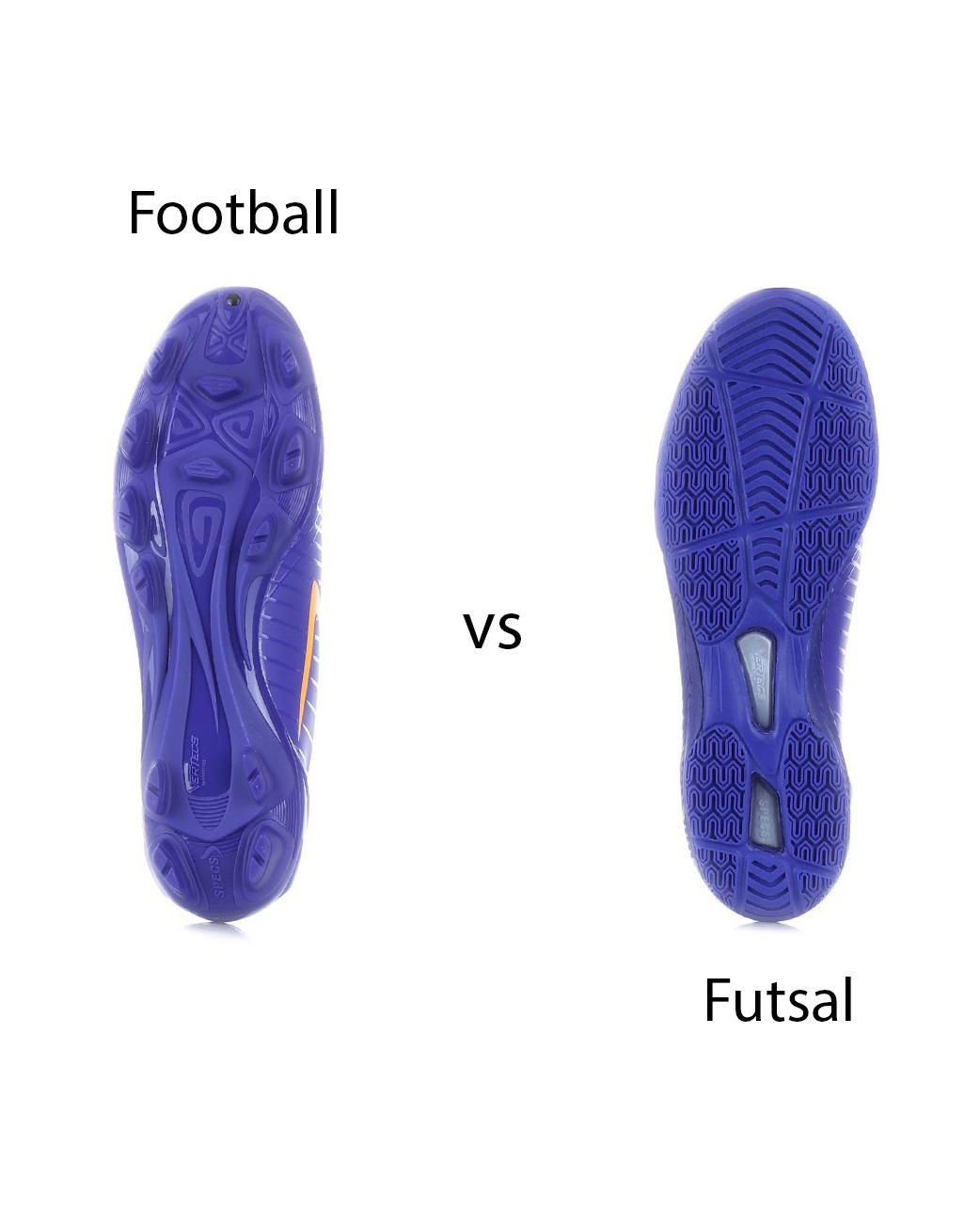 Sepatu Bola: Football vs Futsal