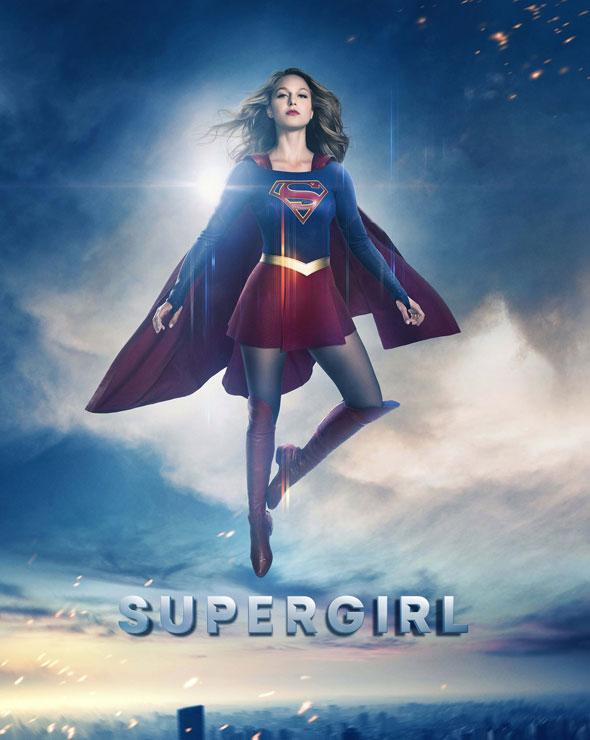 Bikin Sendiri Kostum Super Girl